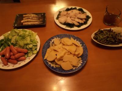4.11夕食