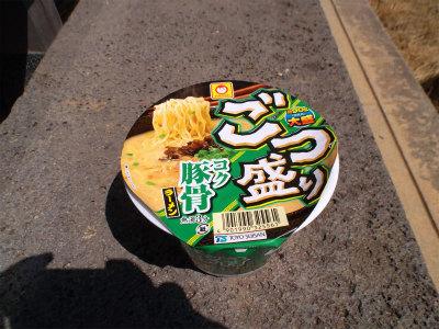 4.19昼食