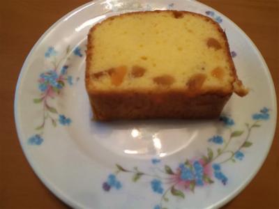 4.19ののが作ったケーキ