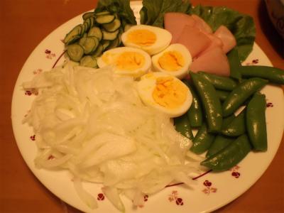 4.26簡単サラダ