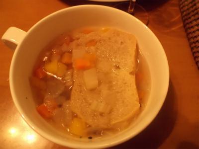 5.16豆のスープ