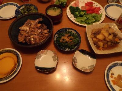 5.31夕食