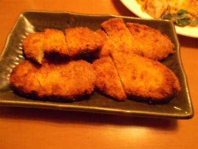 6.21魚コロッケ焼き