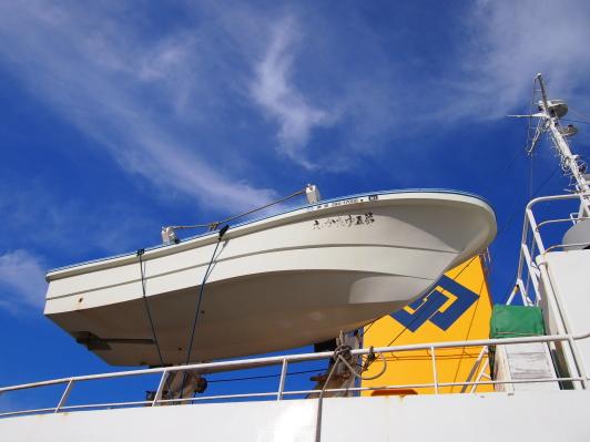 空のboat