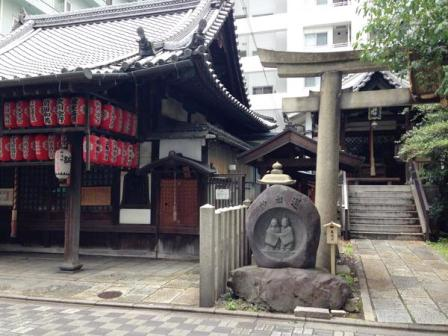 不動明王院と道祖神社_H27.06.06撮影