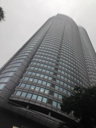 六本木ヒルズ森タワー_H27.06.19撮影