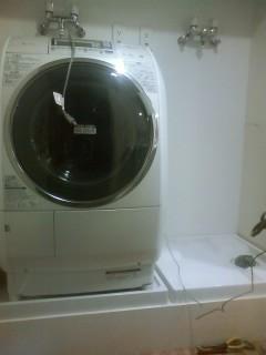 洗濯機パン8