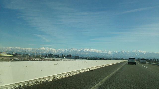 北陸道 富山 立山連邦2014