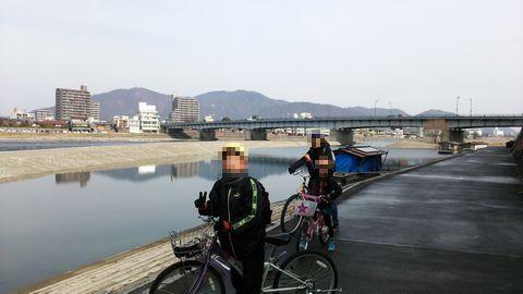 サイクリング 2015冬 4