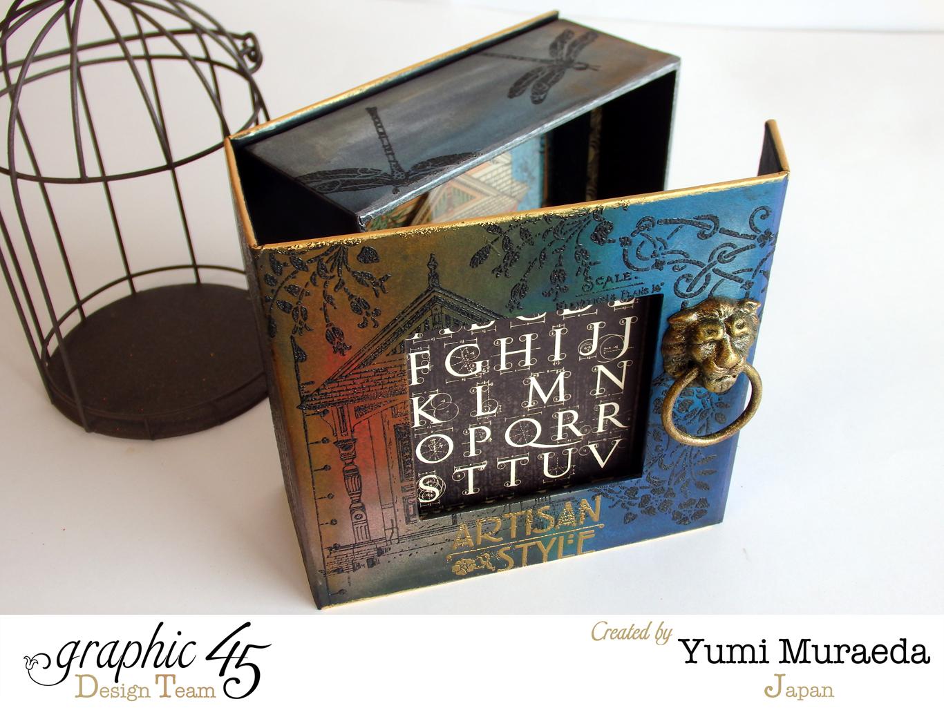 yuyu3ARTISAN STYLE Photo Stand1 Box