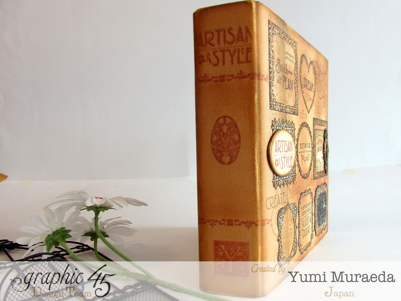 yuyu3 G45 ARTISAN STYLE SKETCHBOOK2