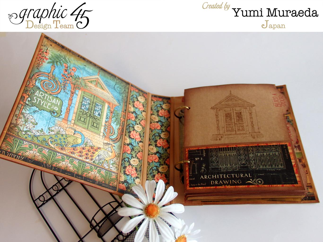 yuyu3 G45 ARTISAN STYLE SKETCHBOOK4