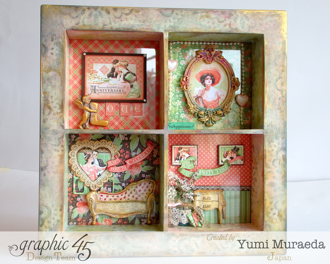 yuyu3Graphic 45 Time to Celebrate Shabby Chic Shadow1