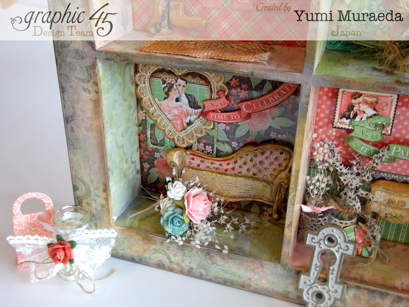 yuyu3Graphic 45 Time to Celebrate Shabby Chic Shadow4