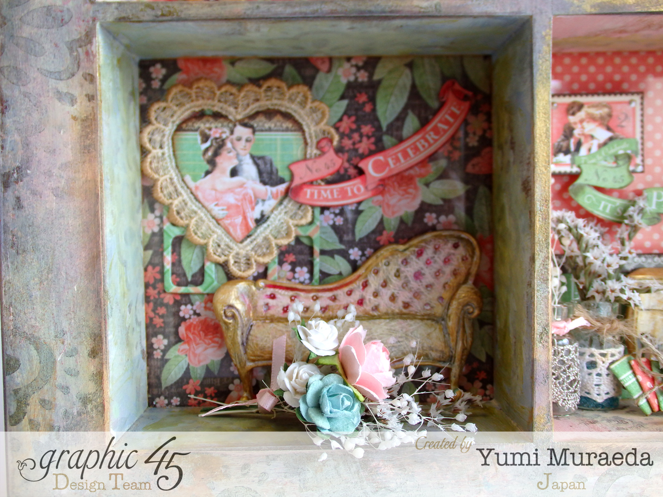 yuyu3Graphic 45 Time to Celebrate Shabby Chic Shadow8