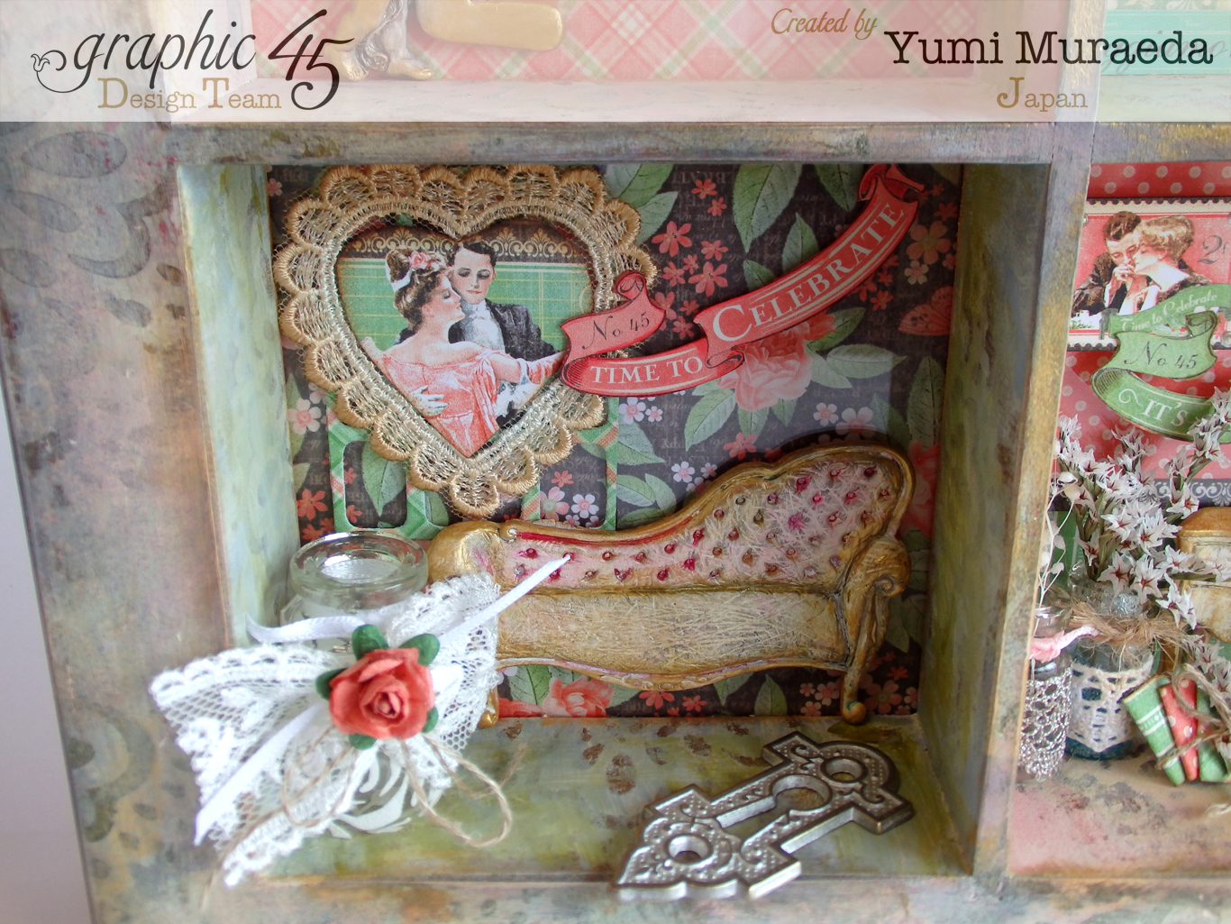 yuyu3Graphic 45 Time to Celebrate Shabby Chic Shadow6