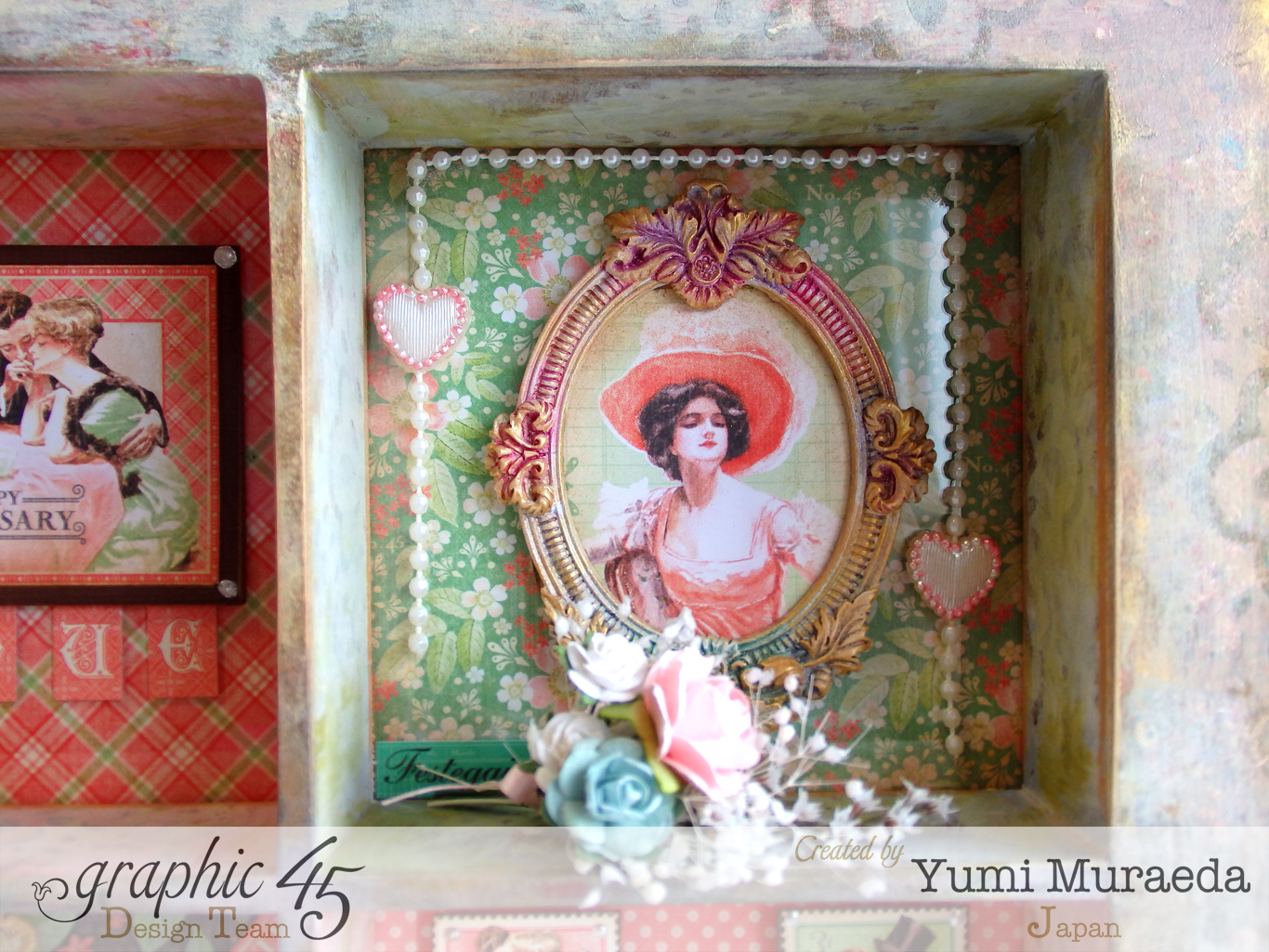 yuyu3Graphic 45 Time to Celebrate Shabby Chic Shadow7