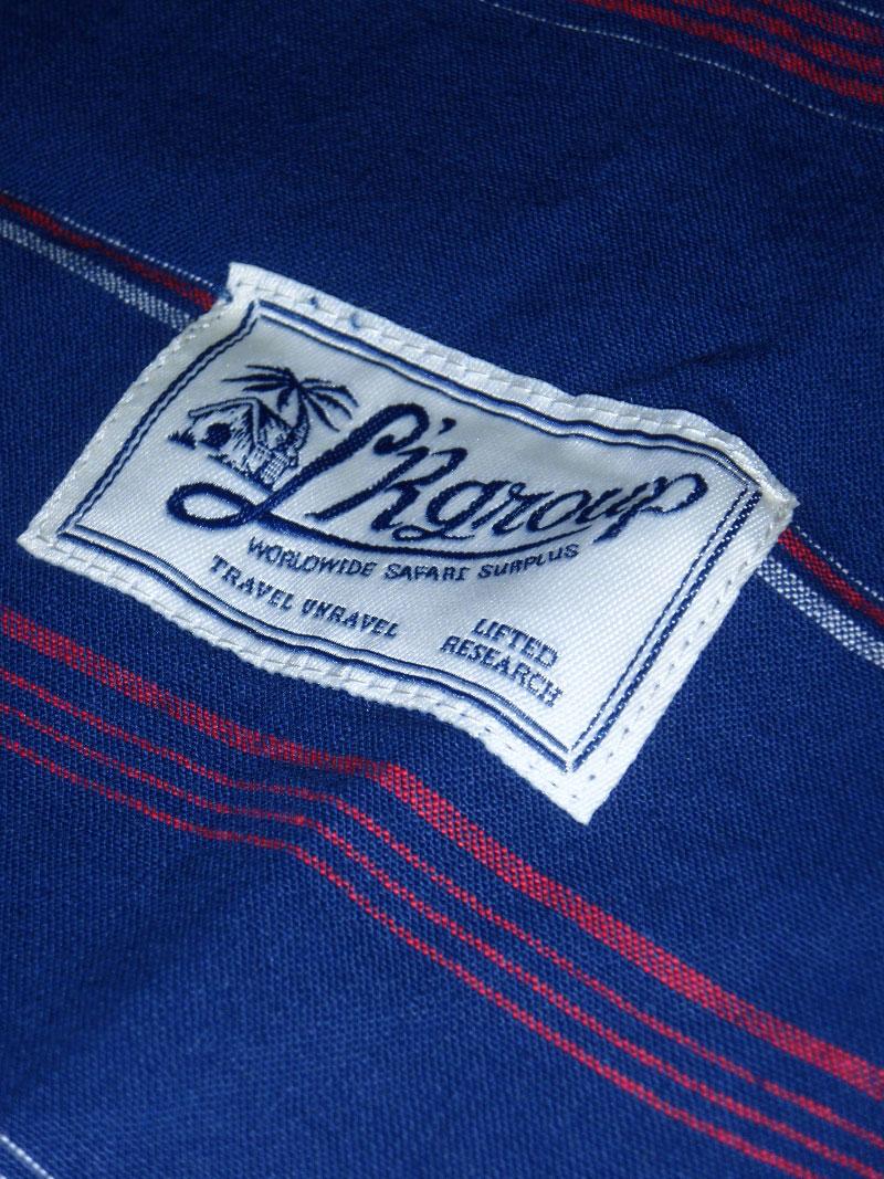 2015 Spring LRG Shirt SS Woven STREETWISE ストリートワイズ シャツ エルアールジー 半袖 神奈川 藤沢 湘南 スケート ファッション ストリートファッション ストリートブランド