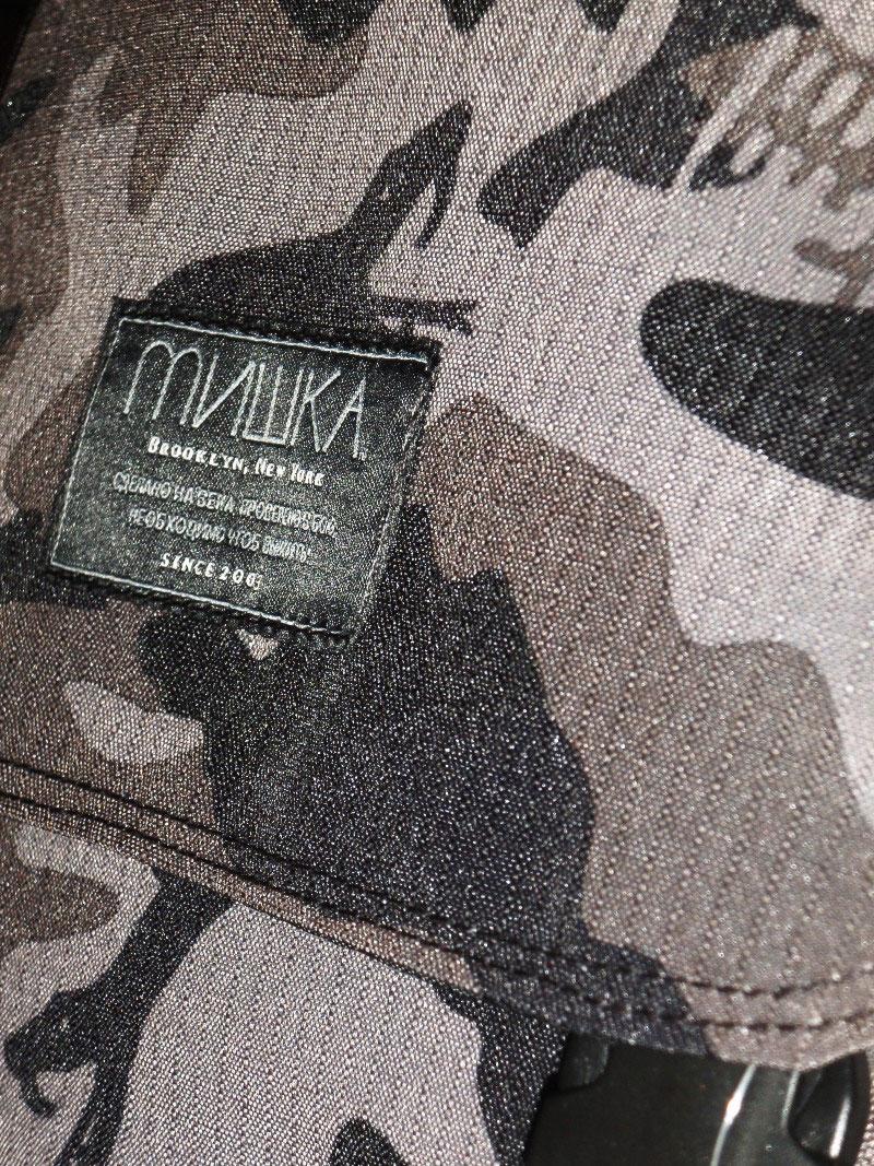 MISHKA Spring 2015 BackPack バックパック STREETWISE ストリートワイズ 神奈川 湘南 藤沢 スケート ファッション ストリートファッション ストリートブランド