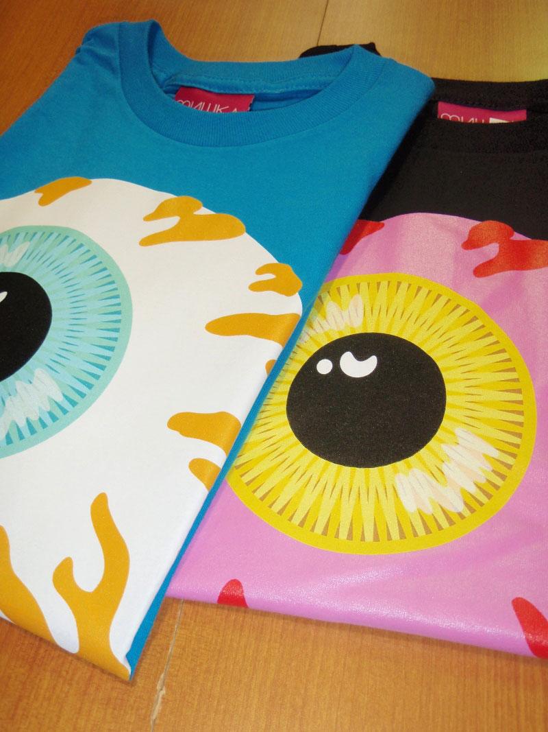2015 Spring Mishka Tee KeepWatch STREETWISE ミシカ キープウォッチ ストリートワイズ Tシャツ 神奈川 藤沢 湘南 スケート ファッション ストリートファッション ストリートブランド
