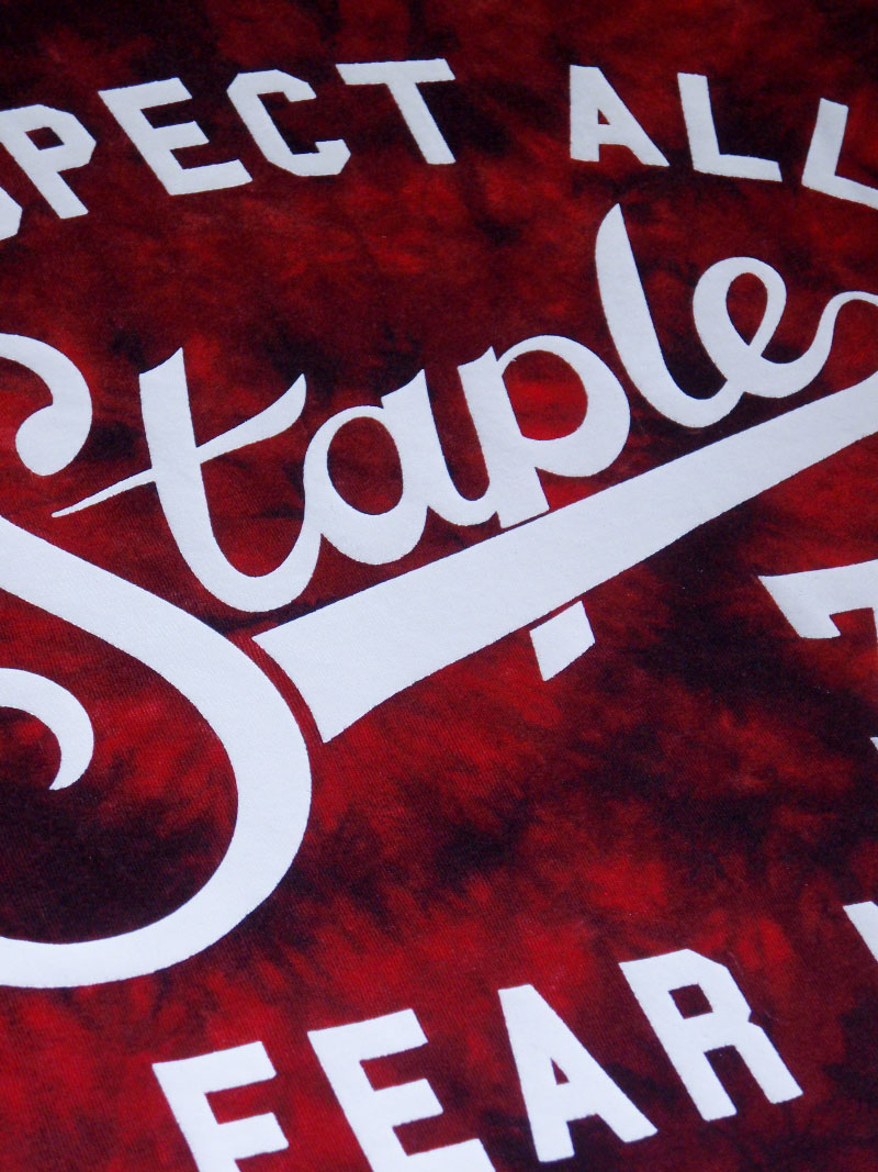 STAPLE Spring 2015 Tee STREETWISE ストリートワイズ 神奈川 湘南 藤沢 スケート ファッション ストリートファッション ストリートブラン