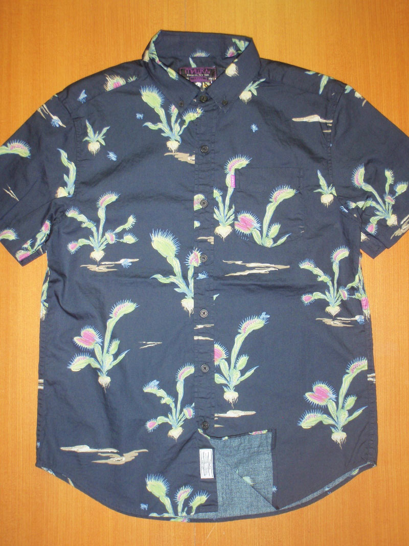2015 Summer Mishka Shirt Button Down STREETWISE ストリートワイズ ミシカ シャツ 半袖 神奈川 藤沢 湘南 スケート ファッション ストリートファッション ストリートブランド