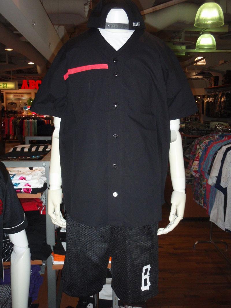 BLACK SCALE Summer 2015 Baseball Jersey ベースボールシャツ STREETWISE ストリートワイズ 神奈川 湘南 藤沢 スケート ファッション ストリートファッション ストリートブランド