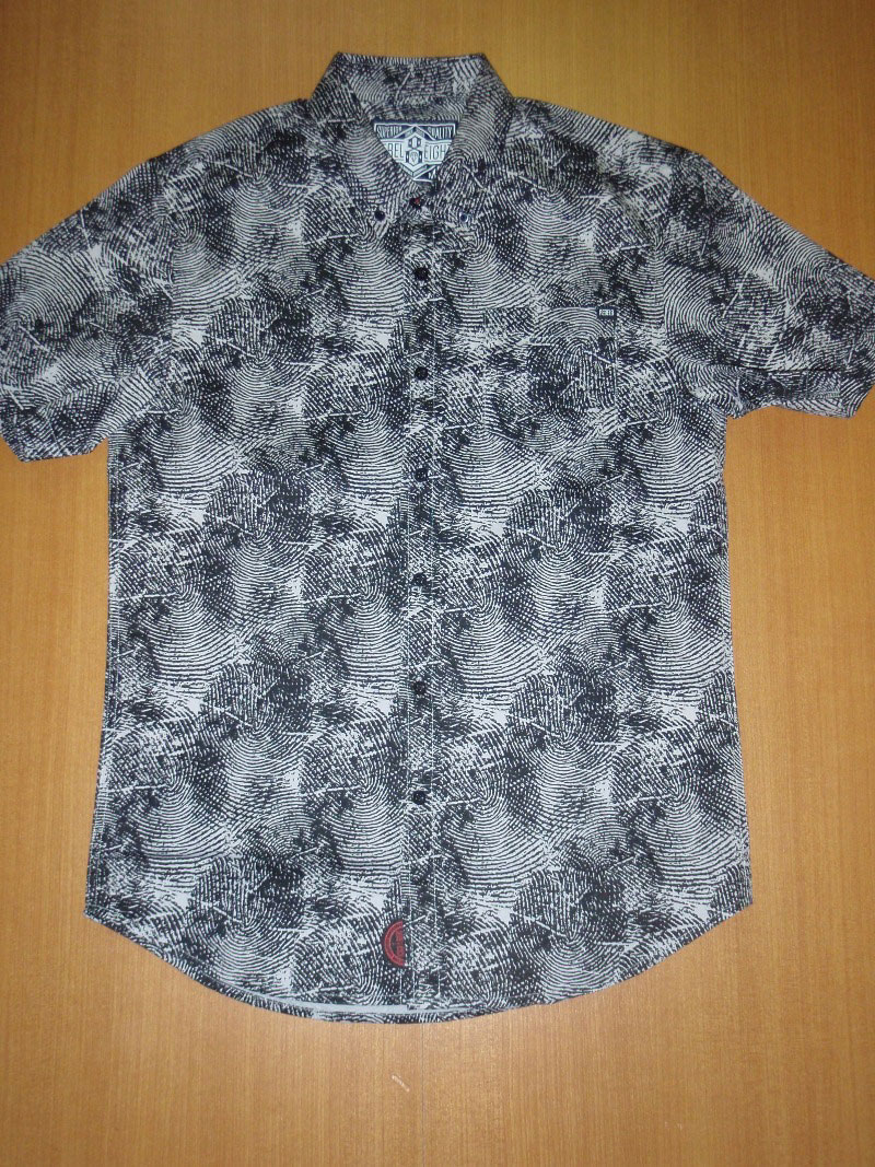 REBEL8 Summer 2015 Button up Shirt ボタン シャツ STREETWISE ストリートワイズ 神奈川 湘南 藤沢 スケート ファッション ストリートファッション ストリートブランド