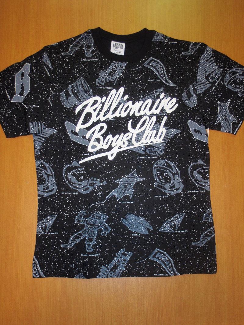 BillionaireBoysClub summer 2015 Tee BBC STREETWISE ストリートワイズ 神奈川 湘南 藤沢 スケート ファッション ストリートファッション ストリートブランド
