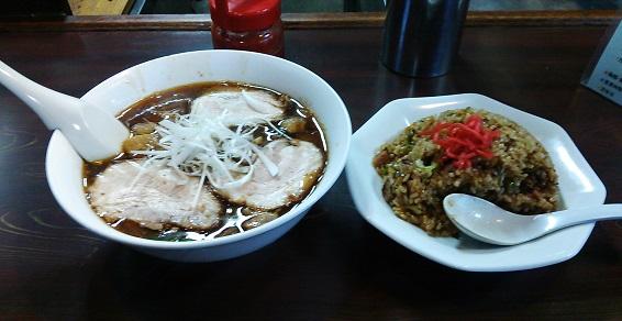 ラーメン味覚 アリラン拉麺