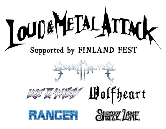 LOUD METAL ATTACK 2015