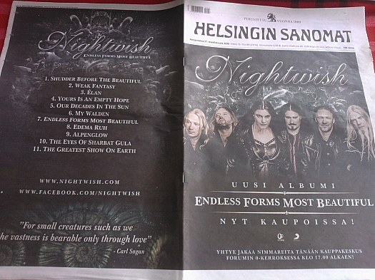 Nightwish Hesari