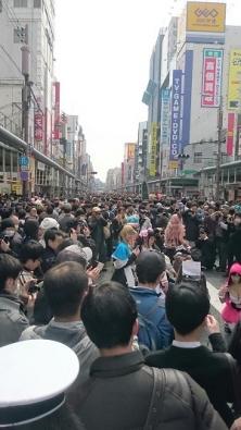 ストフェス2015(堺筋)