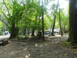 いこいの里久多キャンプ場