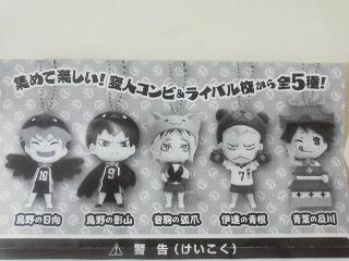 ハイキュー着ぐるみマスコット研磨 (7)