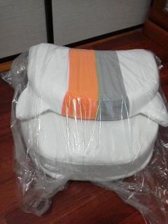 ニャンコ先生座椅子 (2)