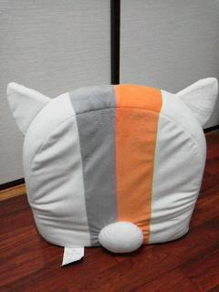 ニャンコ先生座椅子 (4)