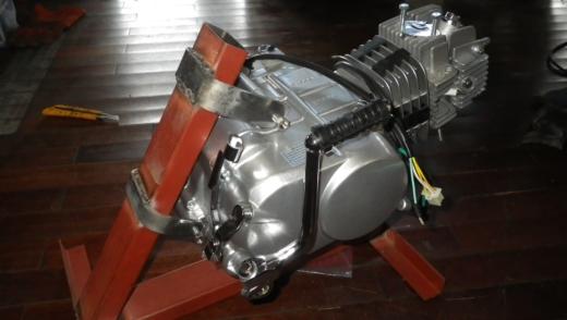エンジンスタンドを作成する。 (11)
