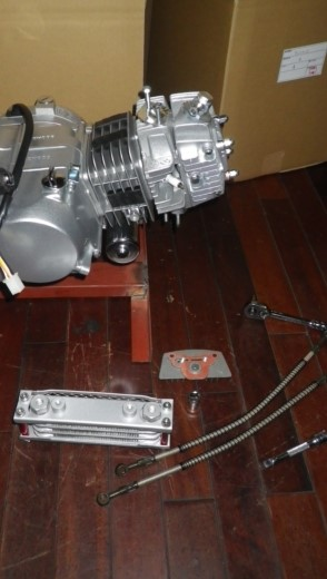 エンジンスタンドを作成する。 (12)