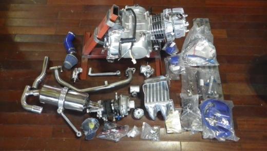 エンジンスタンドを作成する。 (13)
