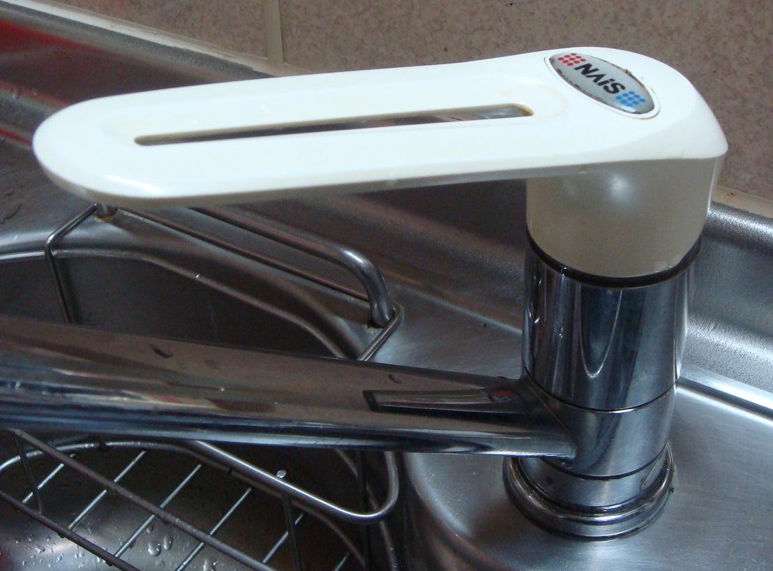 キッチン混合水栓の ...