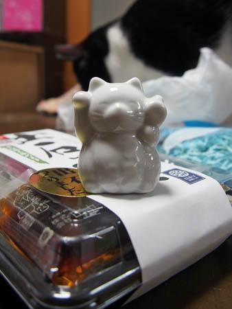 陶器ねこ2015.4.4