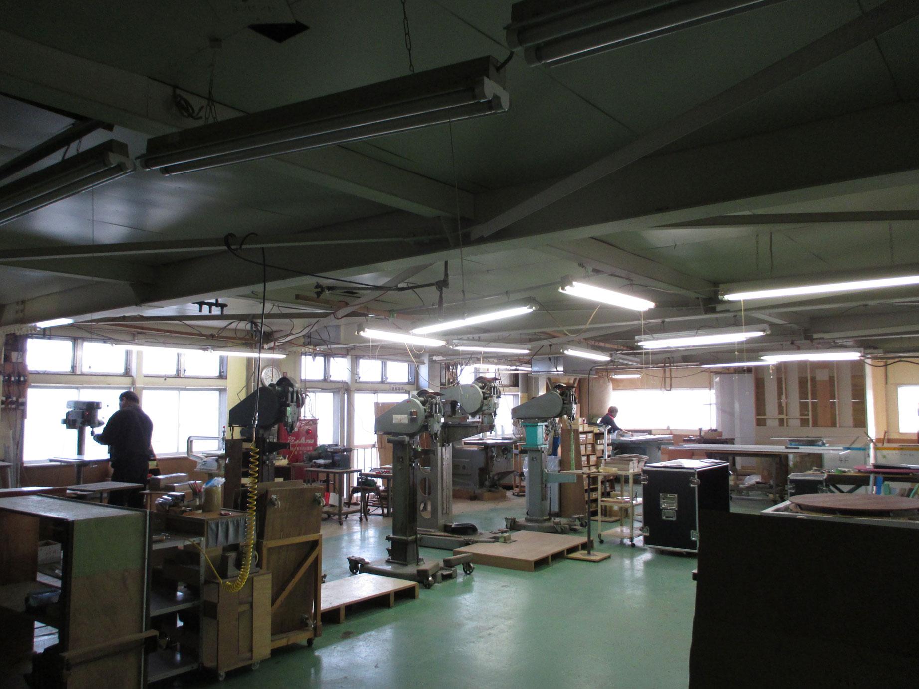 4F アルミケース製造部