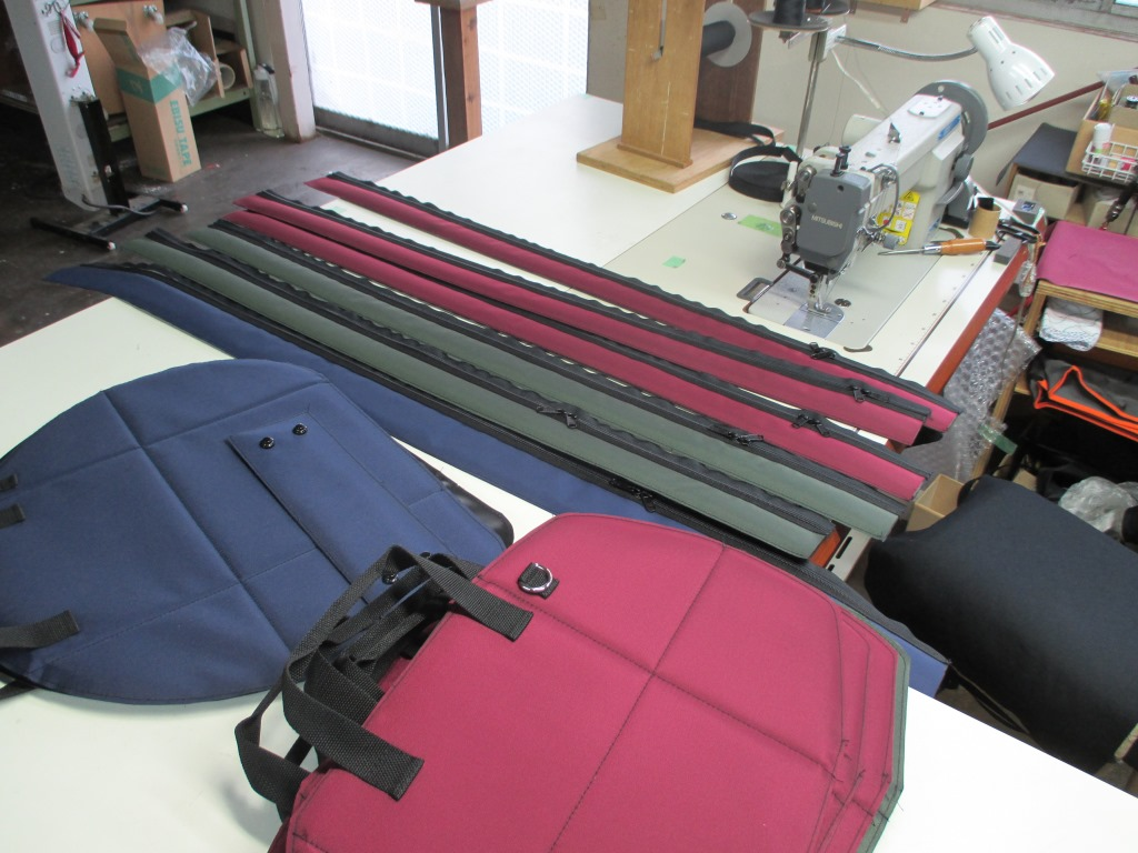 縫製品楽器ケース