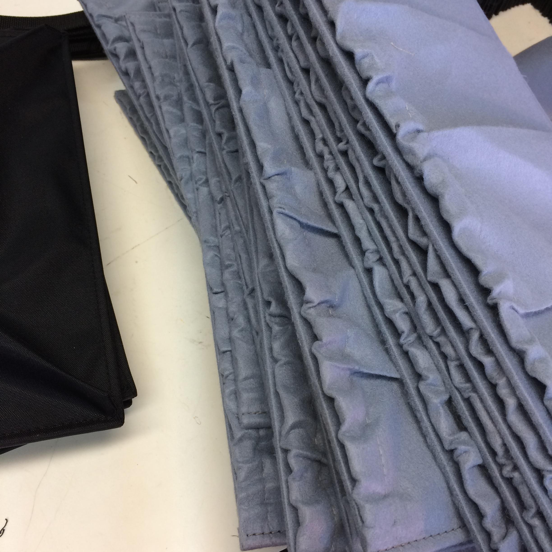 ケース付属縫製品