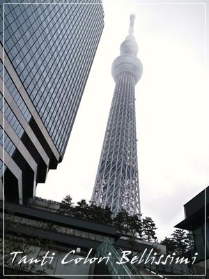 東京おのぼりさん