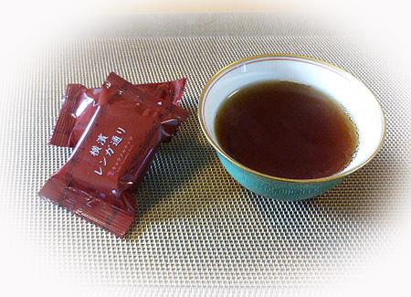 玄米深煎り茶?
