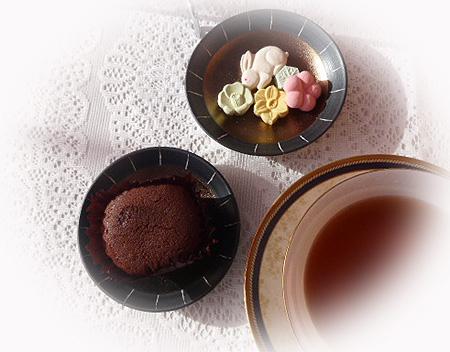 トリフチョコケ-キ&ウバ