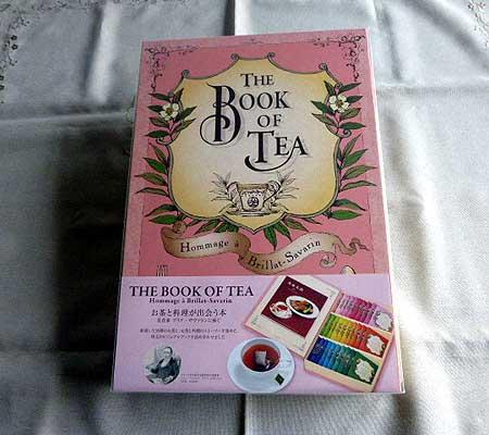 THE B00K TEA