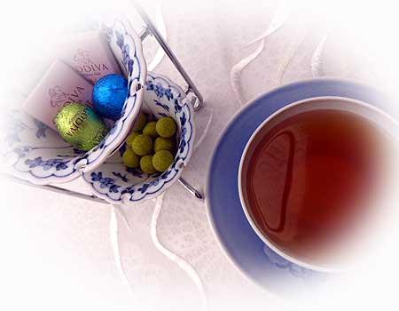 チョコ・抹茶和三盆&Mackwoods